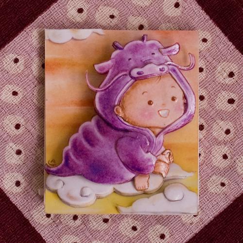 辰な赤ちゃん