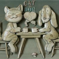 Cats & Dogs シリーズ(出逢い)
