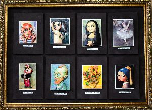THE COLLECTION OF FAKE ARTS