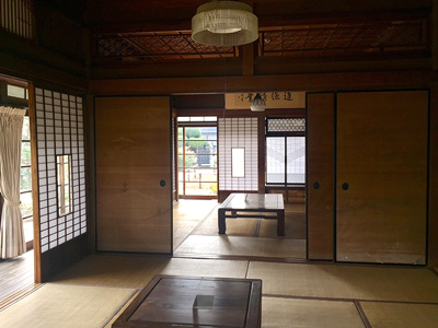 蕨市歴史民俗資料館分院