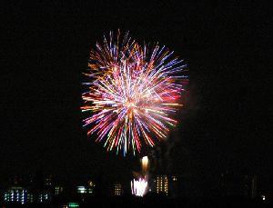 さいたま市花火大会(2008.7.30