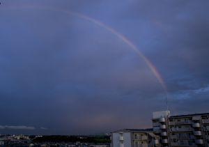 2008.7.28の虹