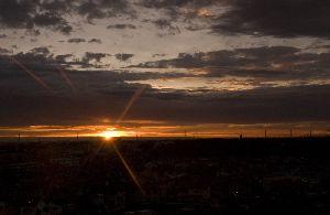 2009.10.27 AM6:04 撮影