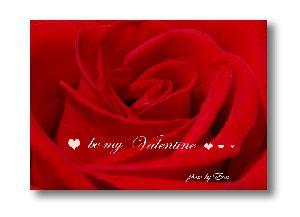 be my Valentine・・・
