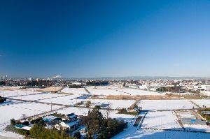 2013.1.19 富士山が綺麗です