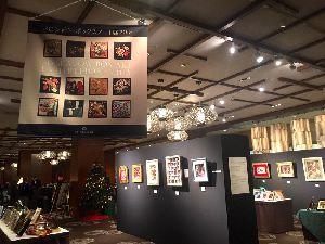 アートロビーの展示会風景