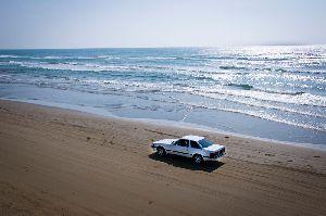 トヨタのソアラでドライブしました〜