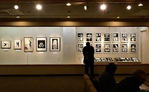 蕨市立歴史民俗資料館 2階特別展示室
