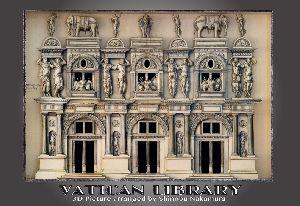 VATICAN LIBRARY (中村忍作)